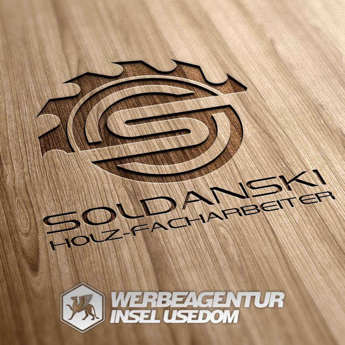 Logo Soldanski Holzfacharbeiter