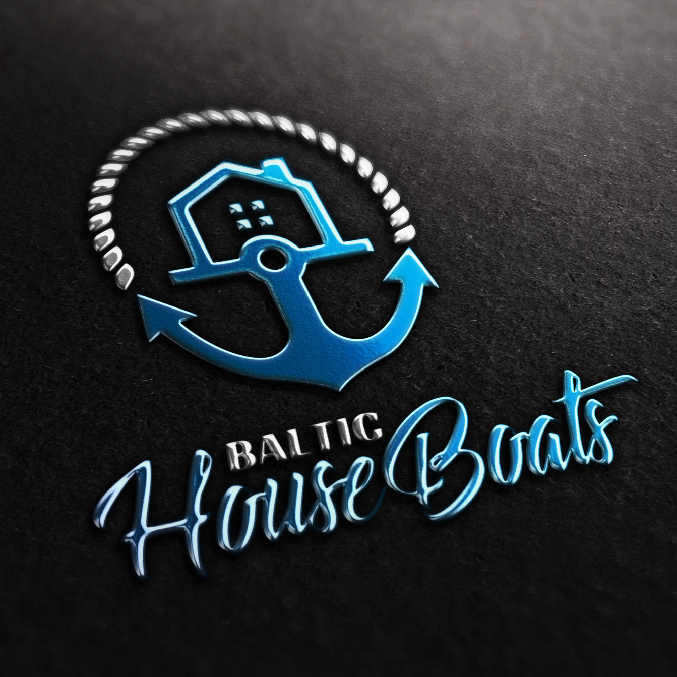 Logo Baltic House Boats