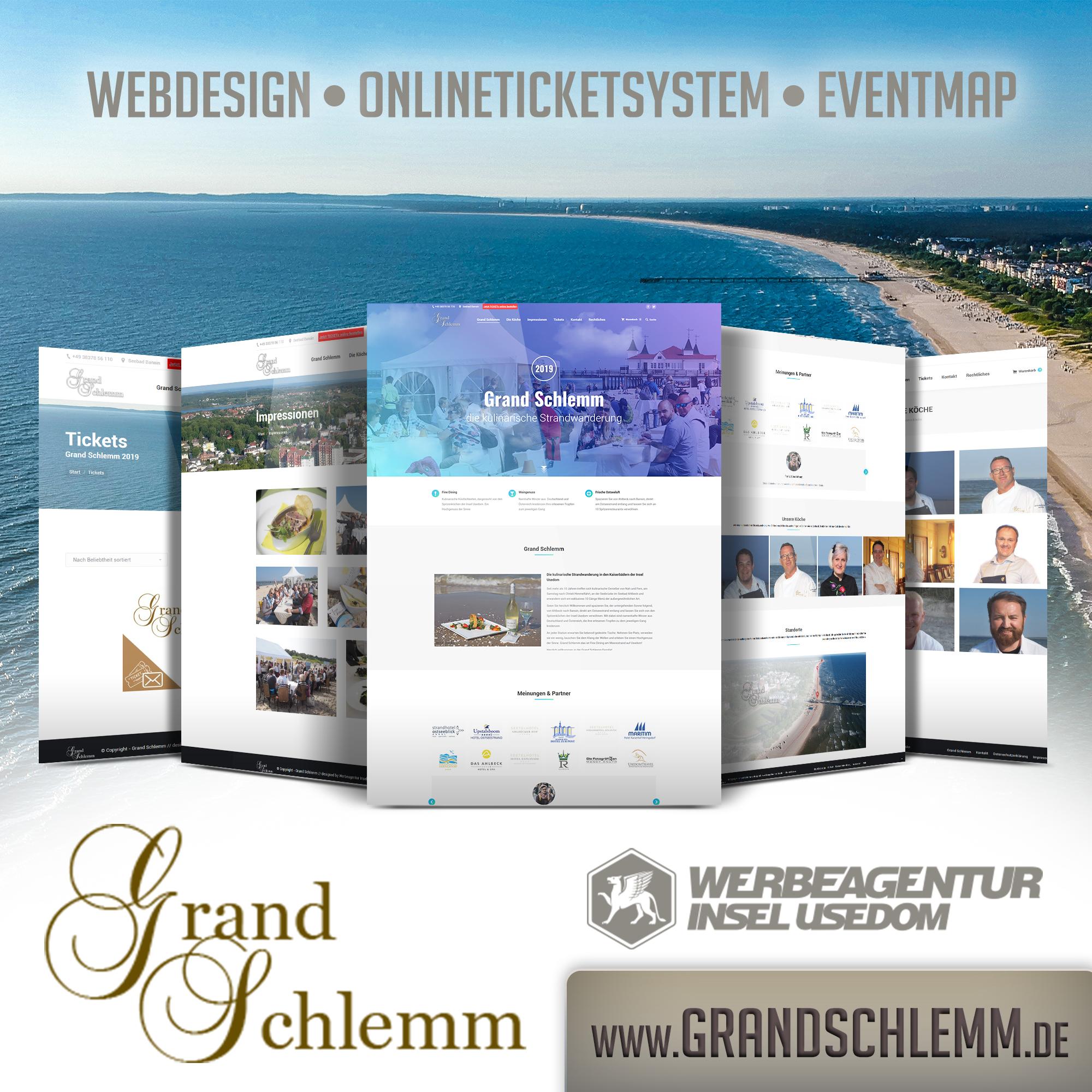Grand Schlemm-Die kulinarische Strandwanderung