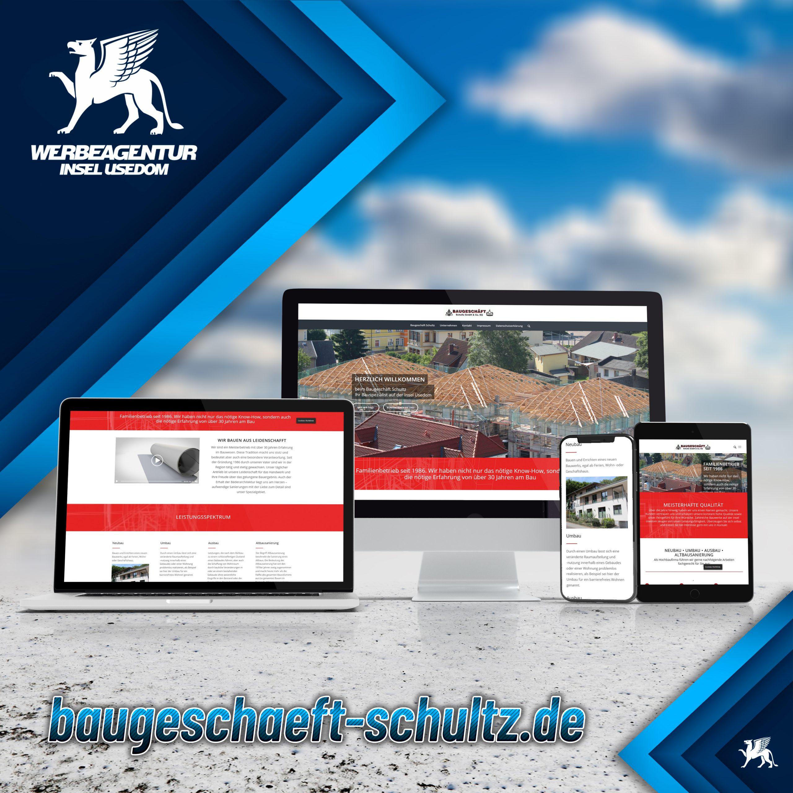 Baugeschäft Schultz GmbH & Co. KG