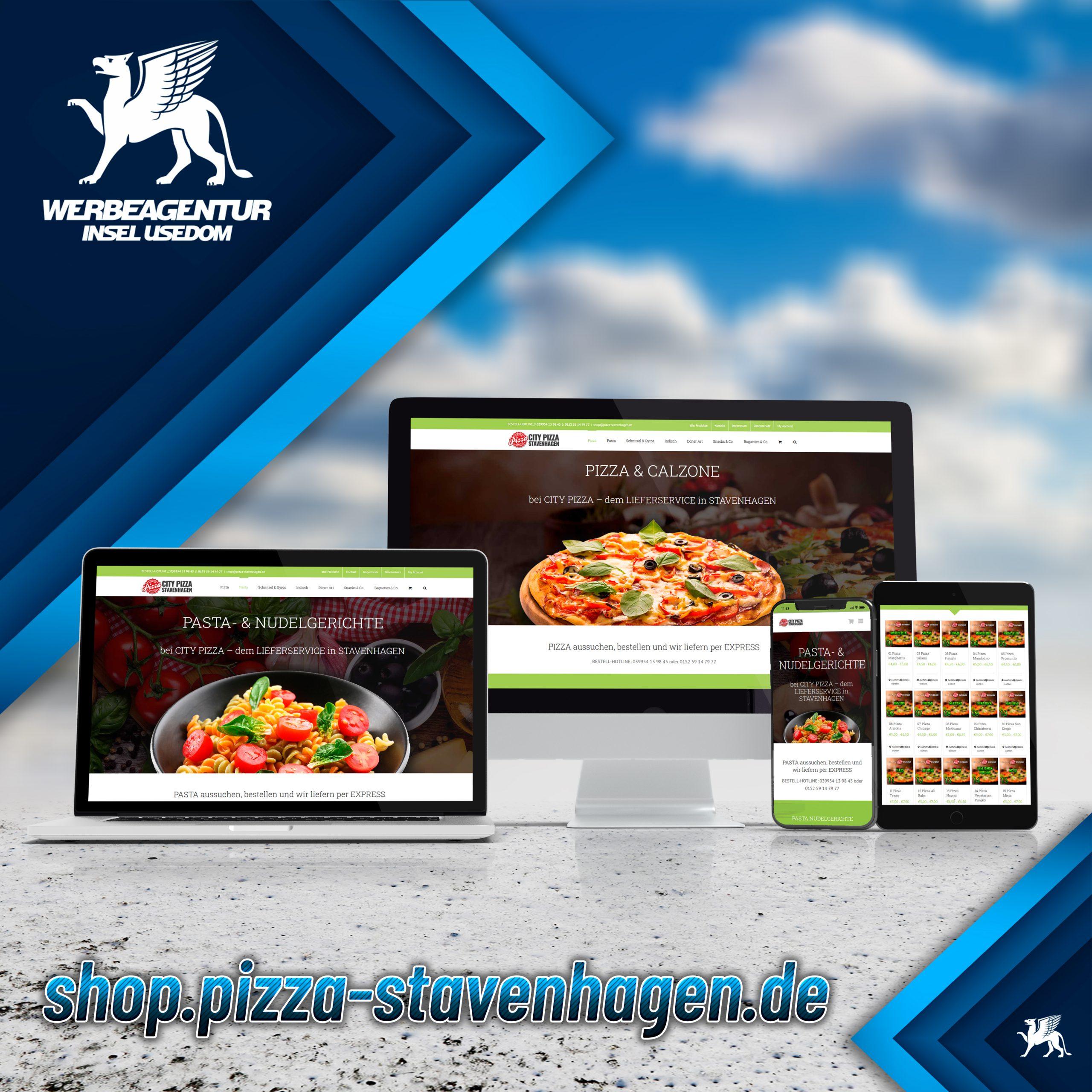 City Pizza Stavenhagen